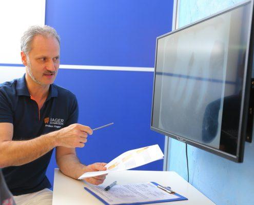 Andreas Hager, Zahnarzt Burbach, Beratung Endodontie