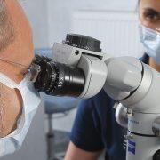 Wurzelbehandlung mit dem OP-Mikroskop