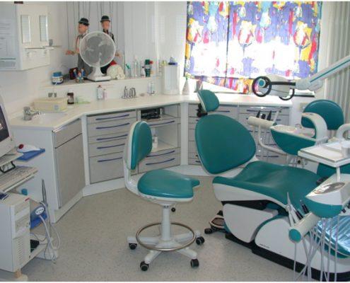 Behandlungszimmer Zahnarztpraxis Andreas Hager, Burbach
