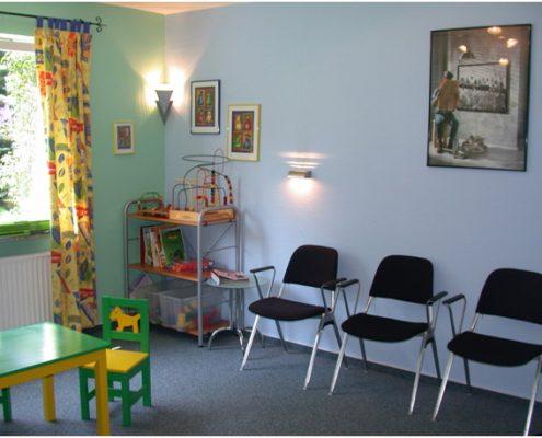 Rückblick-Wartezimmer 1997,