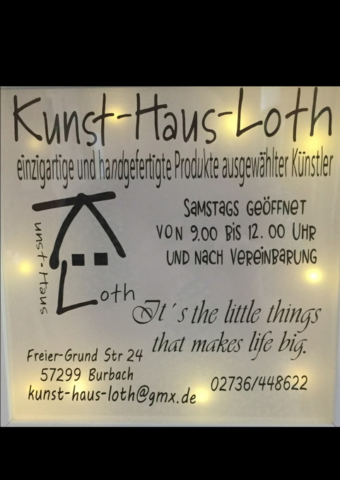 Kunsthaus Loth Burbach-Wahlbach