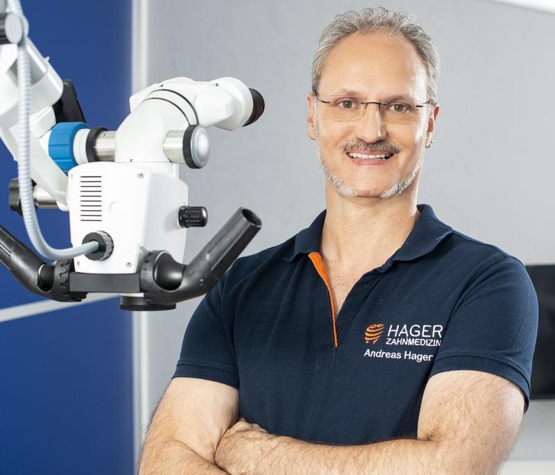 Andreas Hager, Zahnarzt Burbach-Wahlbach, Siegerland, Leistungsschwerpunkt Endodontie