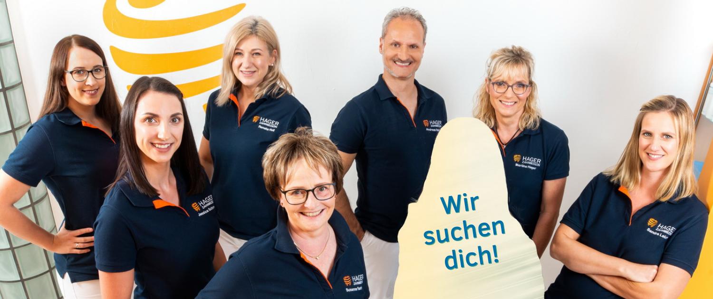 MItarbeiter*in (ZFA) in Teilzeit gesucht, Zahnarztpraxis Andreas Hager, Burbach-Wahlbach, Siegerland